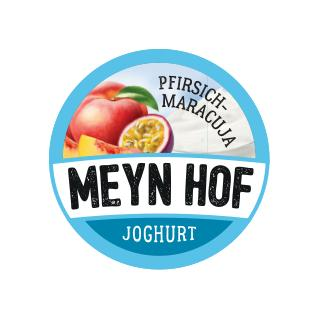 Joghurt Pfirsich-Maracuja