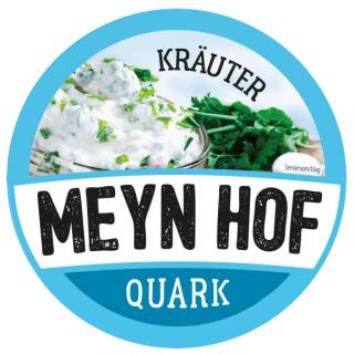 Quark-Gartenkräuter